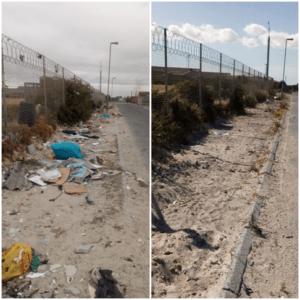 Community clean-up initiative